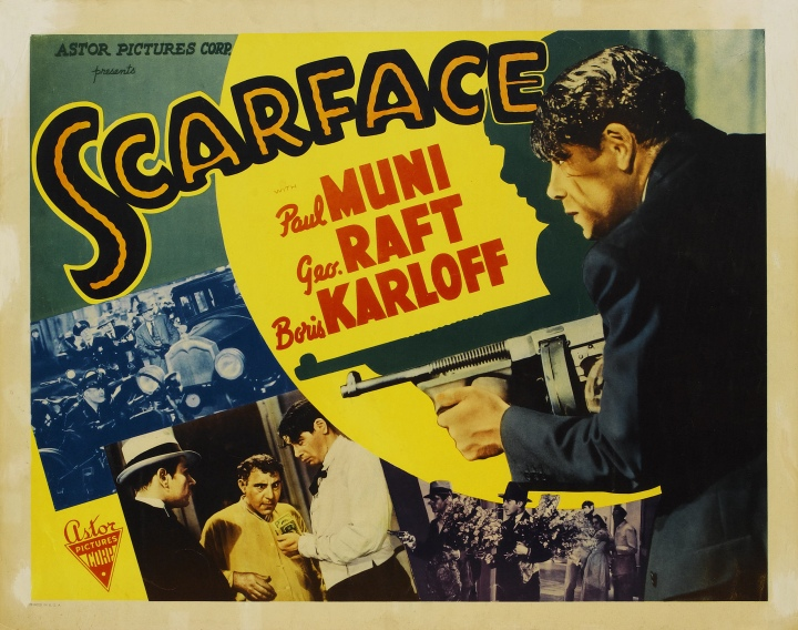Poster - Scarface (1932)_07