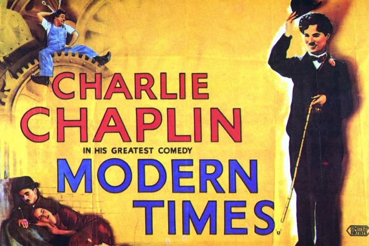 1936 - Modern Times - Movie Set