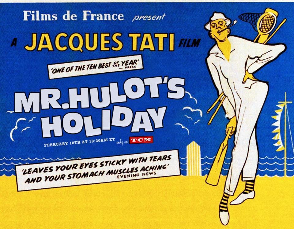Mr Hulot's Holiday