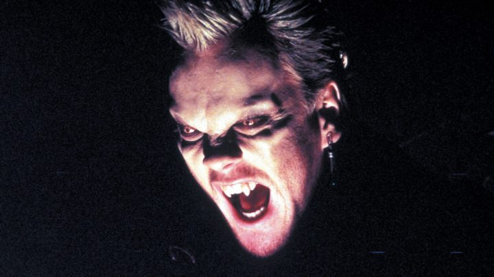 The Lost Boys (1987)Directed by Joel Schumacher Shown: Kiefer Sutherland
